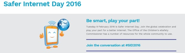 Safer Internet Day 2016